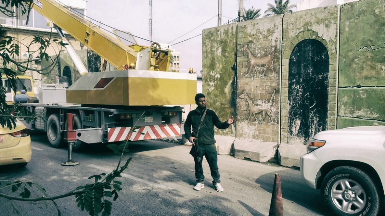 Sécurité et protection en Irak, une des missions de Sequentys